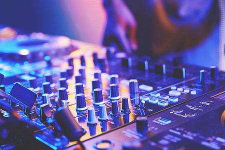 Sound Mixing panel 免版税图像 - 70332464