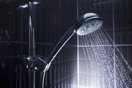 Shower head Foto de archivo