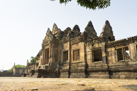 buriram: Prasat Hin Muang Tam, the Ancient Sanctuary in Buriram , Thailand