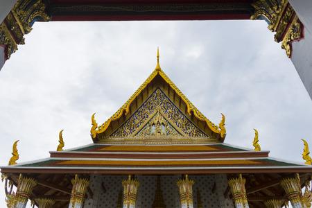 Wat Arun (temple of dawn) in Bangkok, Thailand Stock Photo