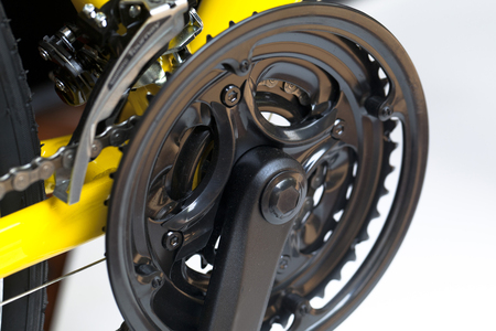 bicycle close up
