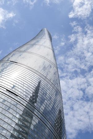 上海近代超高層ビル