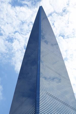 shanghai modern skyscrapers