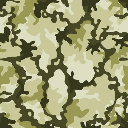 camouflage: Ilustraci�n de un militar de camuflaje con tonos verdes para el ej�rcito fondo y fondos de pantalla de camuflaje