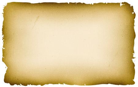 Ilustración de un viejo pirata de la vendimia o pergamino medieval utilizado, para obtener un mapa del tesoro, anuncio de fiestas o juego IU de fondo en el PC tableta Ilustración de vector