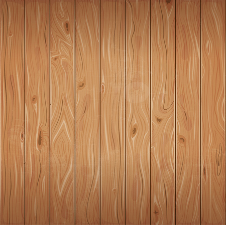 Illustration of a seamless background with wooden vertical tiles