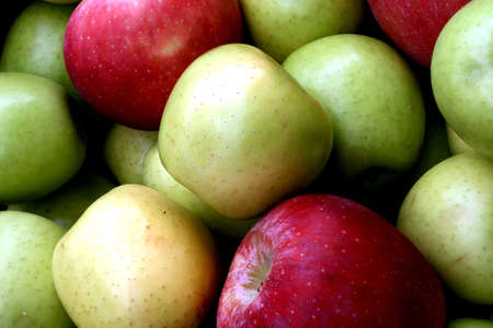 bushel: Bushel of apples