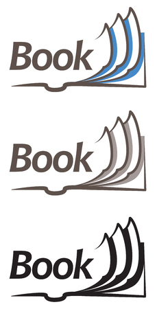guidebook: Open book icon