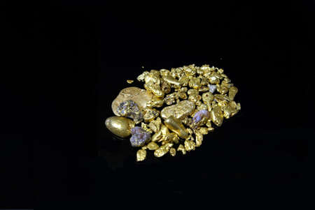 prospecting: California Gold Nuggets