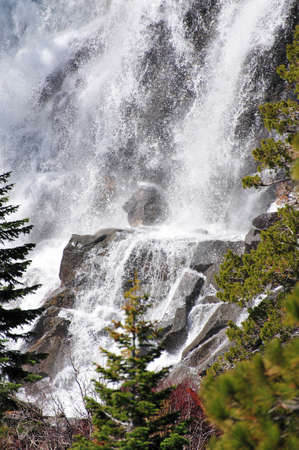 eagle falls: Eagle falls located at emerald bay on the west side of Lake Tahoe