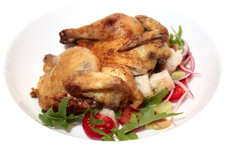 roasting: Chicken