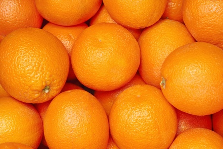 bitter fruit: Oranges Stock Photo
