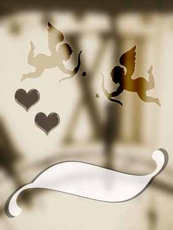 o�??clock: Cupids San Valent�n con O  'reloj