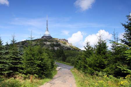 transmitter: Czech Republic - Liberec - transmitter Jested