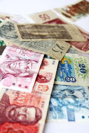 Czech old money photo