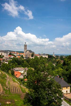jacob: Czech Republic -  UNESCO City Kutna Hora - Church St.Jakuba (James, Jacob)