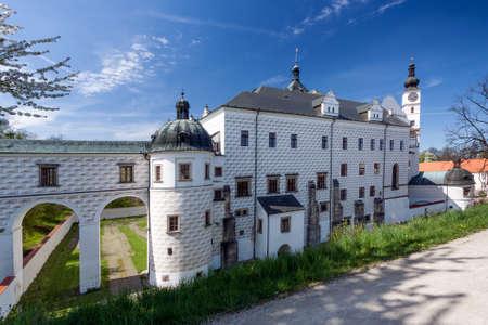 the renaissance: Czech Republic - Renaissance castle in town Pardubice