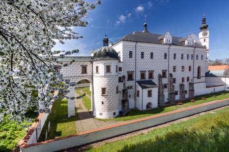 renaissance: Czech Republic - Renaissance castle in town Pardubice