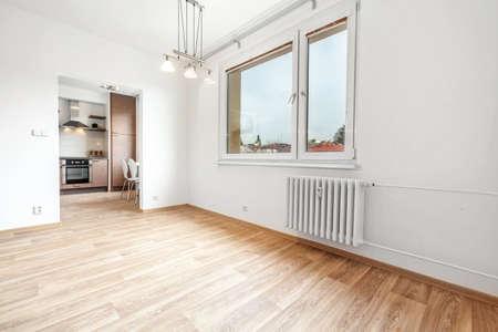 Interior photo shoot in a modern apartment.