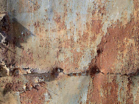 metal: Rusty background