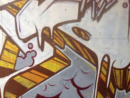 graffity: Graffity Stock Photo