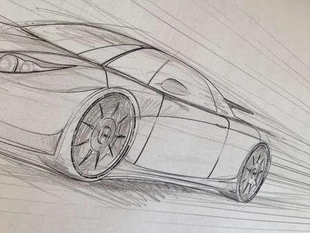 illustration: Car concept graphic