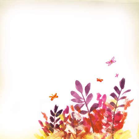 background: Painted background Stock Photo