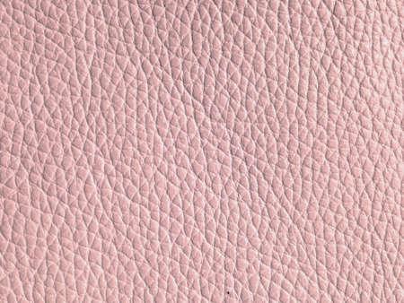 leatherette: Pink leatherette