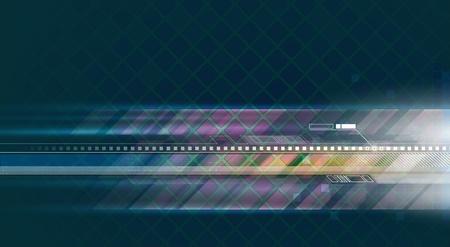 sheen: Abstract hi-tech technology background
