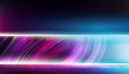 Abstract hi-tech technology background photo