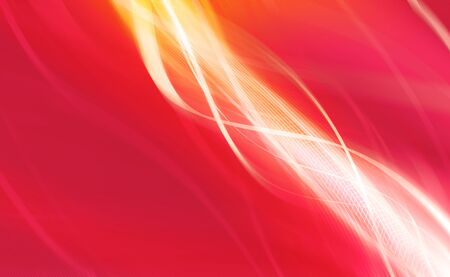 Abstract vector flows background photo
