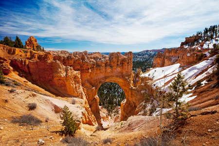 natural bridge: Natural Bridge Bryce Canyon National Park
