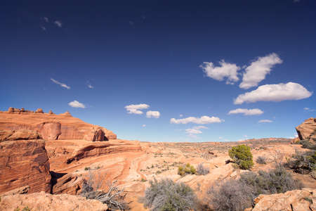 moab: arches national park unites states moab utah