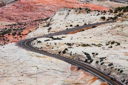 escalante: utah - route 12 - escalante