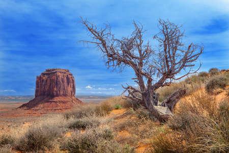 Monument Valley - Arizona - United States of America Stock Photo