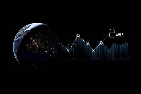 AML4 european anti money laundering concept 2020