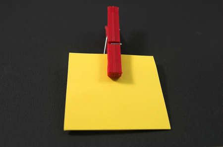 velvet background: yellow note in black velvet background