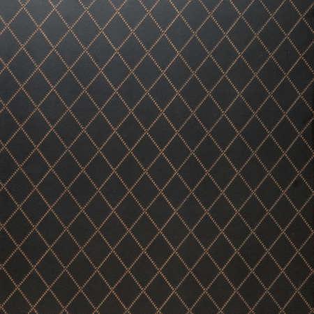 Diamond pattern texture black background photo
