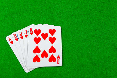 royal flush: Royal Flush poker hand