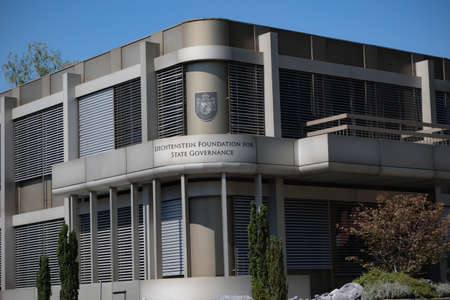 Vaduz, Liechtenstein, 16th August 2018:- The Liechtenstein Foundation for State Governance. The foundation role is to transfer knowledge on stae governance to others in unstable parts of the world Editorial