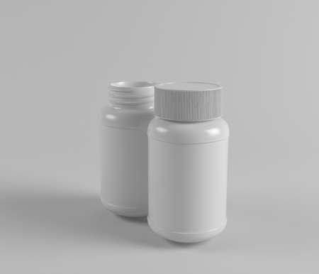 medicine bottles: Medicine Bottles