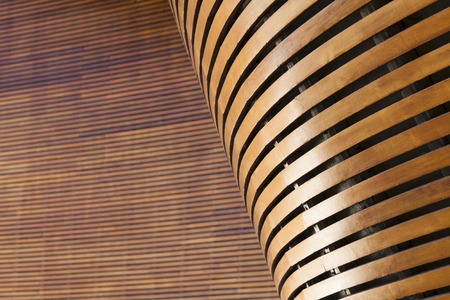 추상적 인 배경 현대 건축의 가까이 스톡 콘텐츠