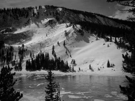 Backcounty Ski Hill
