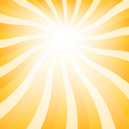 sunset background vector Stock Vector - 17804631