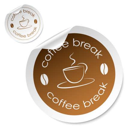 coffee stick vector Stock Vector - 17804562