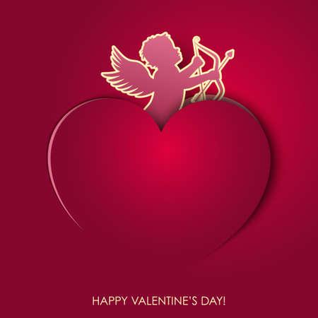 valentines day vector Stock Vector - 17948075