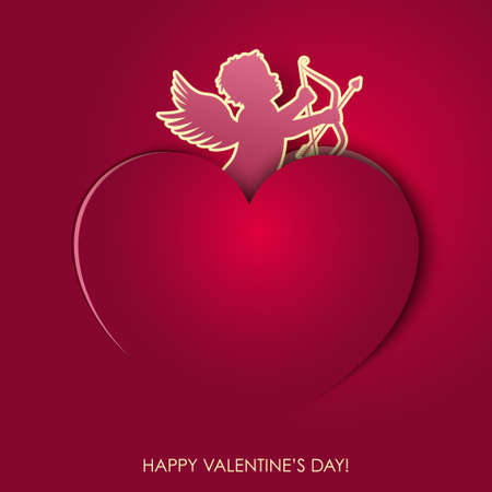 mothers day: valentines day vector