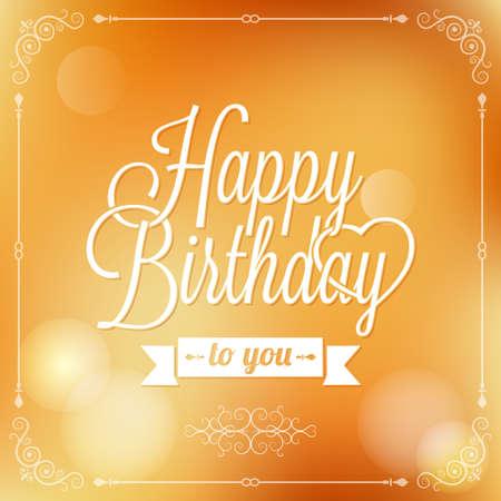 urodziny: urlop - rama z okazji urodzin
