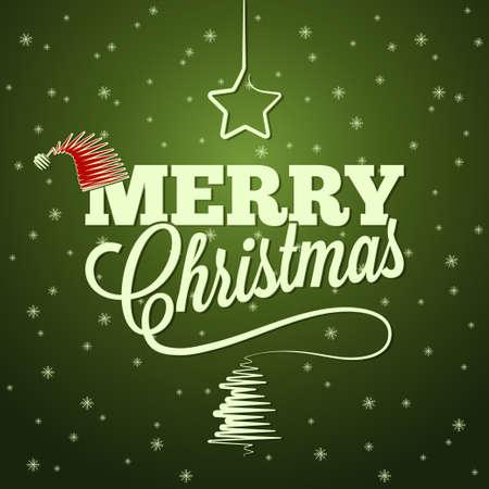 muerdago navide�  � �±o: vacaciones - marco feliz de la Feliz Navidad
