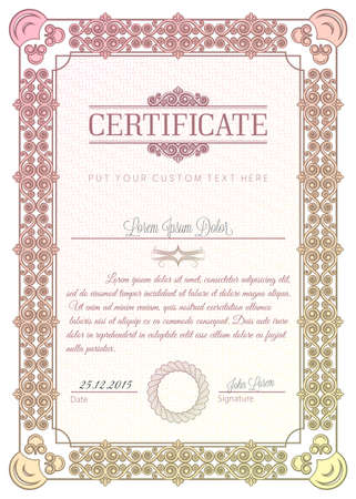 charter: certificate frame charter diploma